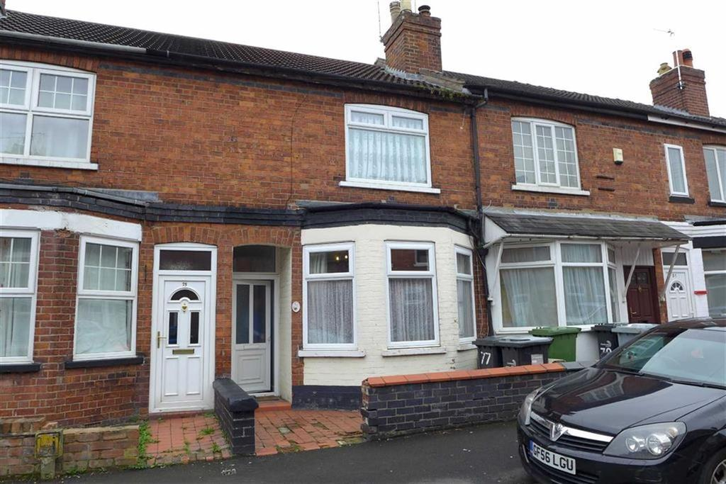 2 Bedrooms Terraced House for sale in Lord Street, Crewe