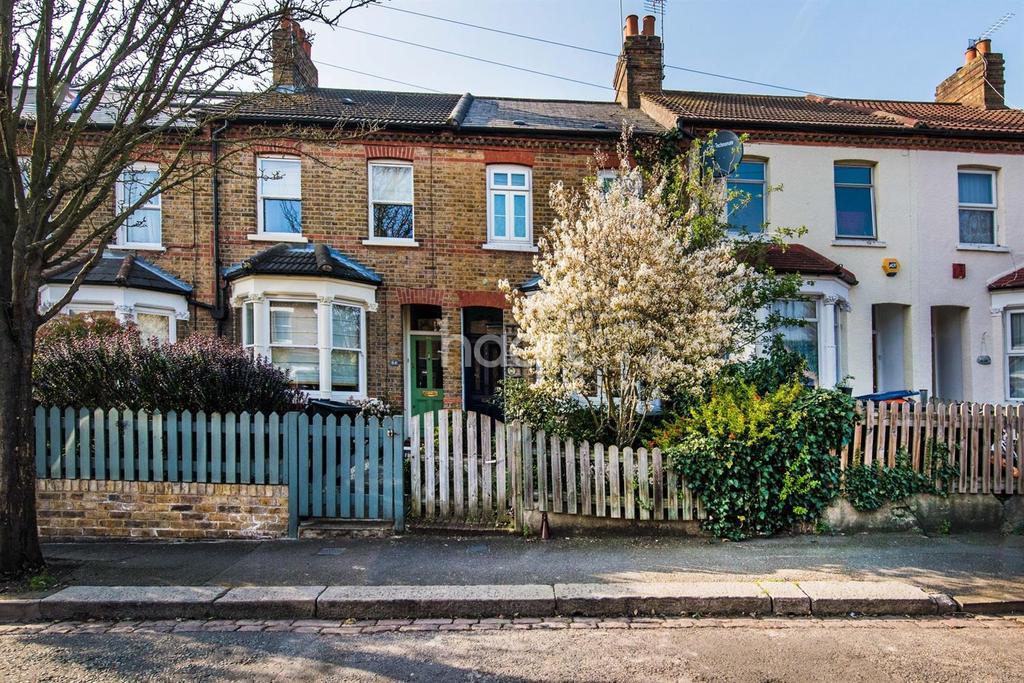 2 Bedrooms Terraced House for sale in Rosebank Road, Hanwell