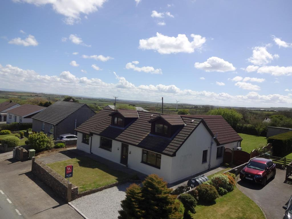 5 Bedrooms Detached Bungalow for sale in Jacobstow, Bude