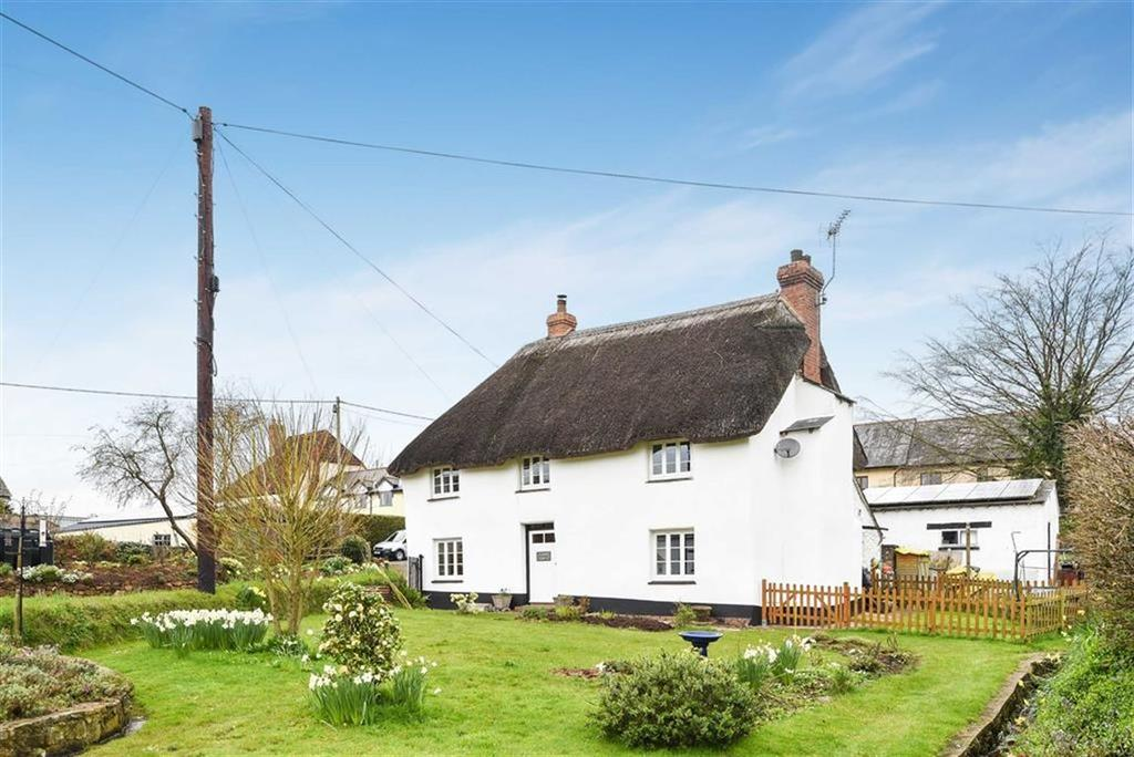 3 Bedrooms Detached House for sale in Crazelowman, Tiverton, Devon, EX16