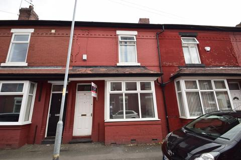 3 bedroom terraced house for sale - Hibbert Street Rusholme Manchester. M15 5WR