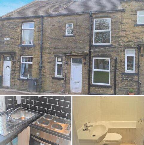 2 bedroom terraced house to rent - Moor Street, Queensbury Bradford, BD13 2PS