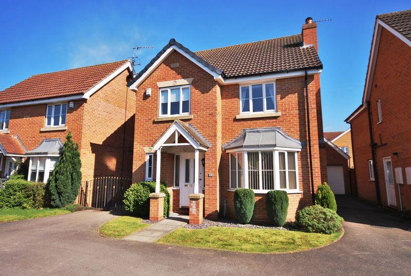 4 Bedrooms Detached House for sale in St Pauls Way, Tickton