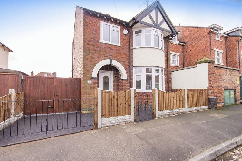 3 Bedrooms Detached House for sale in PALMERSTON STREET, DERBY