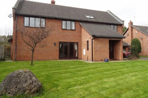 4 bedroom detached house to rent - 5 Edwards Close, Pant