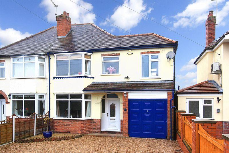 4 Bedrooms Semi Detached House for sale in COVEN, Church Lane