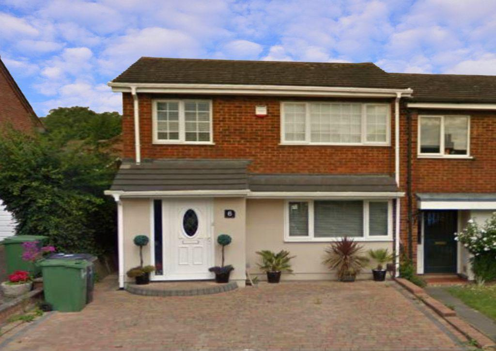 4 Bedrooms Semi Detached House for sale in High Street, London Colney, AL2