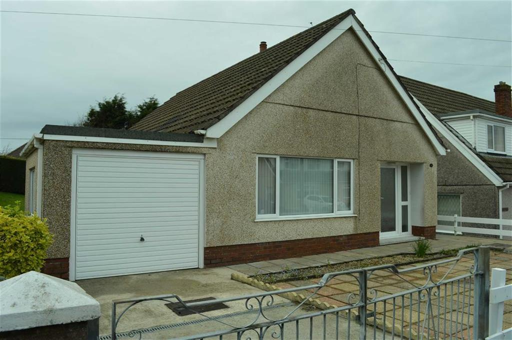 2 Bedrooms Detached Bungalow for sale in Heol Maes Y Bryn, Swansea, SA4