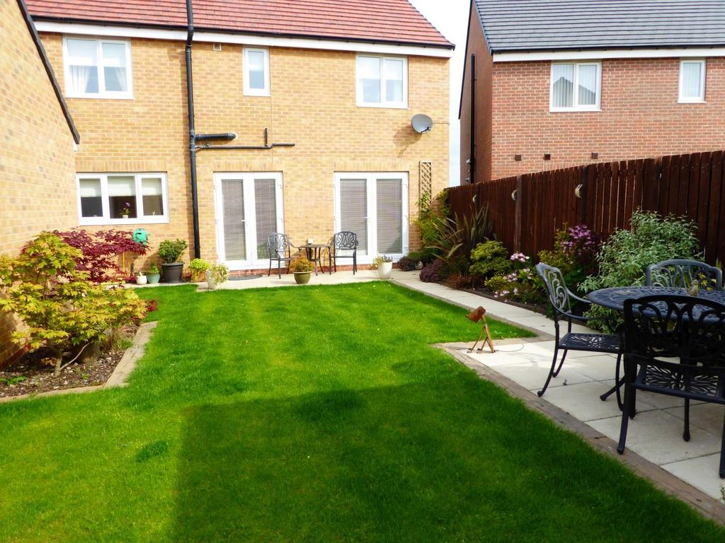 4 Bedrooms Detached House for sale in Slaley Drive, Ashington
