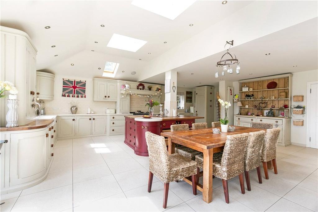 6 Bedrooms Detached House for sale in Holmewood Ridge, Langton Green, Tunbridge Wells, Kent, TN3
