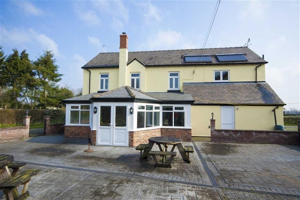 7 Bedrooms Detached House for sale in Tontine Inn, Church Lane, Melverley, Oswestry, Shropshire, SY10