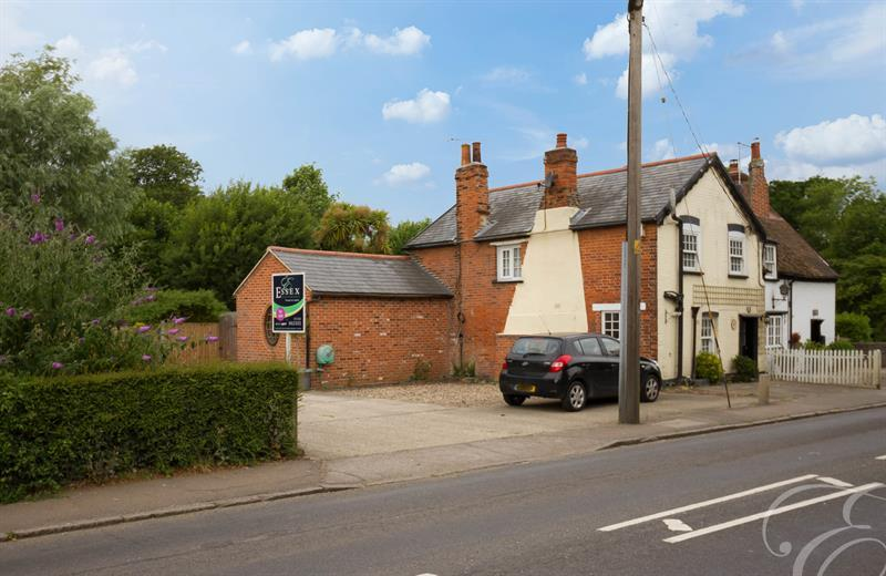 2 Bedrooms Cottage House for sale in Abbey Street, Thorpe Le Soken
