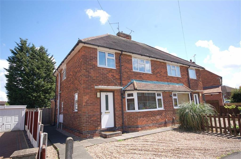 3 Bedrooms Semi Detached House for sale in Ling Crescent, Ruddington