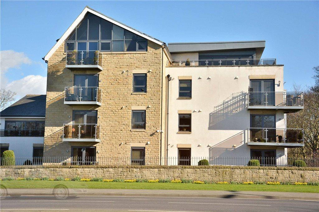 2 Bedrooms Apartment Flat for sale in Flat 3, The Place, 564 Harrogate Road, Leeds, West Yorkshire