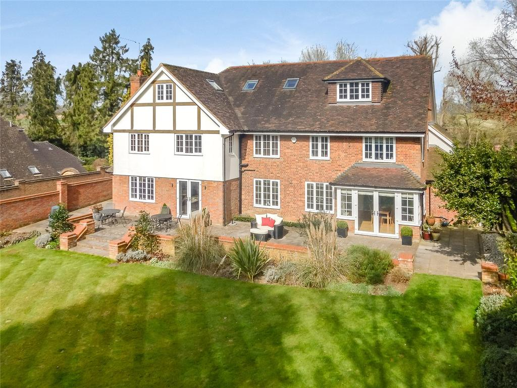 7 Bedrooms Detached House for sale in Redbourn Lane, Harpenden, Hertfordshire