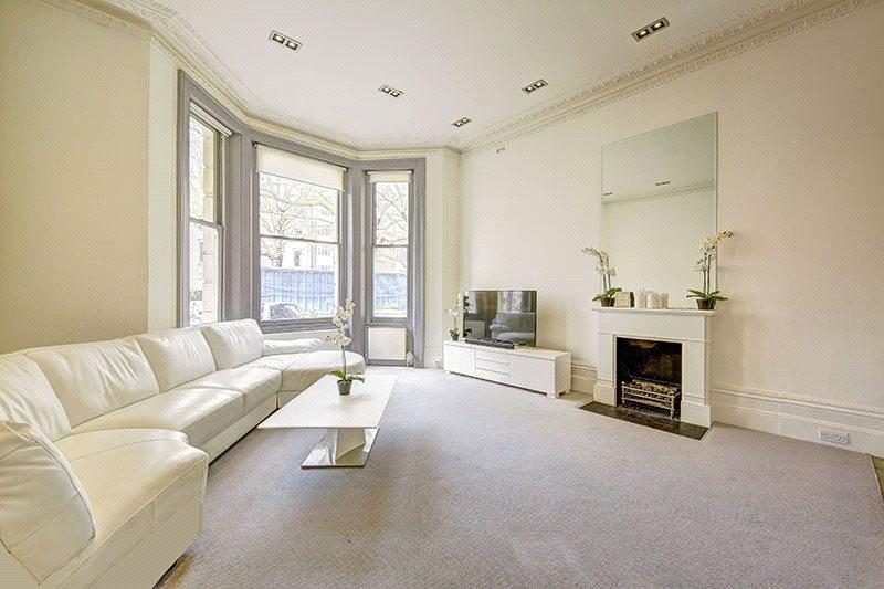 2 Bedrooms Flat for sale in Holland Park Avenue, Holland Park, London