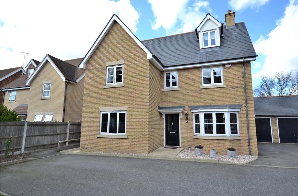 5 Bedrooms Detached House for sale in Belgrave Place, Chelmsford, Essex