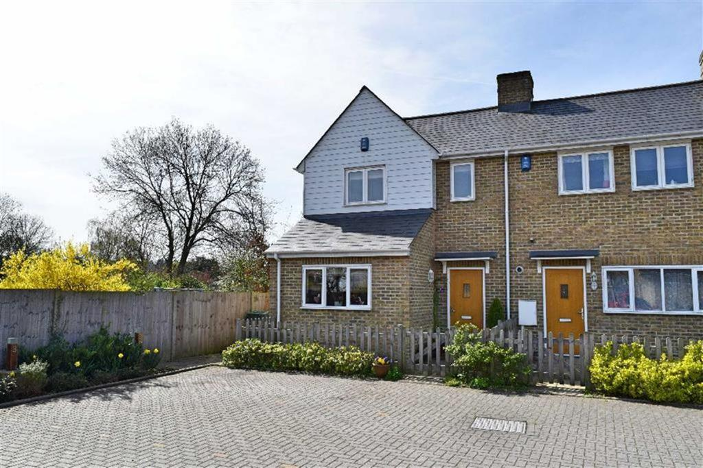 3 Bedrooms End Of Terrace House for sale in Noahs Place, Kemsing, TN15