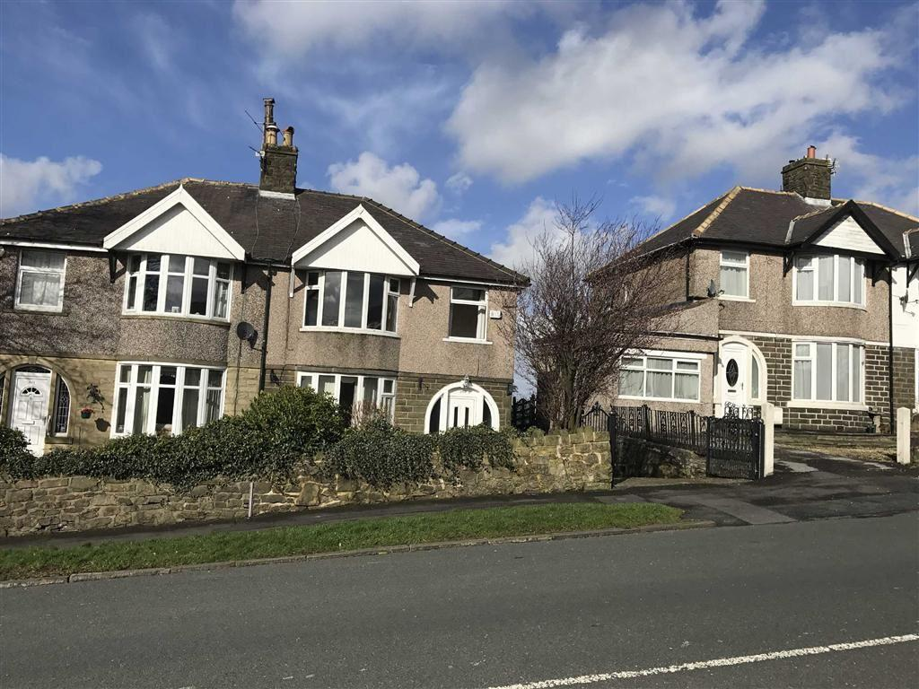 3 Bedrooms Semi Detached House for sale in Kings Causeway, Brierfield, Lancashire