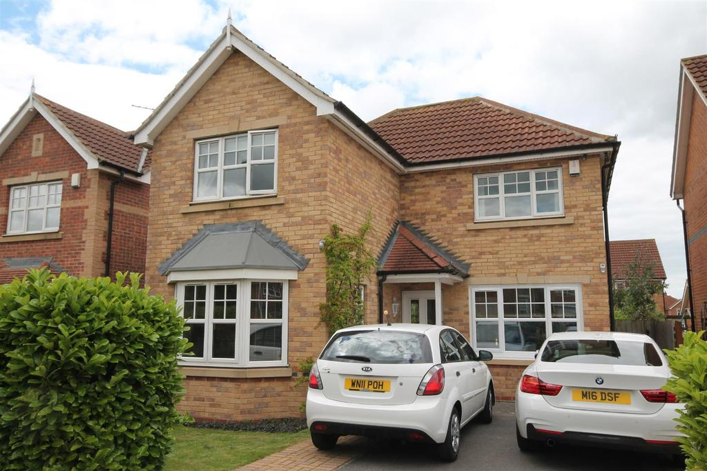 3 Bedrooms Detached House for sale in St. Georges Gate, Middleton St. George