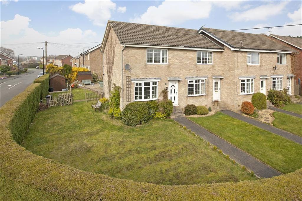 2 Bedrooms Semi Detached House for sale in Delamere Crescent, Harrogate, North Yorkshire