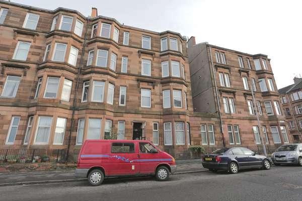 1 Bedroom Flat for sale in 0/2, 64 Hotspur Street, North Kelvinside, Glasgow, G20 8LP