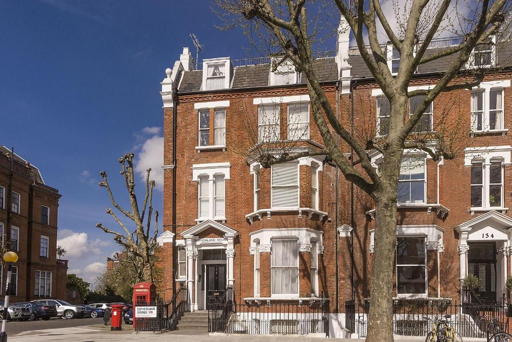 3 Bedrooms Flat for sale in Sutherland Avenue, Maida Vale