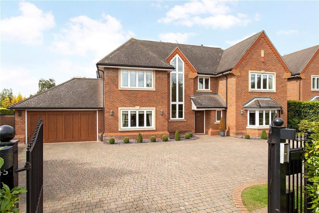6 Bedrooms Detached House for sale in Sandelswood End, Beaconsfield, Buckinghamshire, HP9