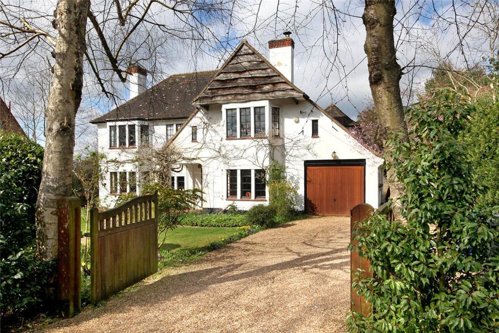 5 Bedrooms Detached House for sale in Puers Lane, Jordans, Beaconsfield, Buckinghamshire, HP9