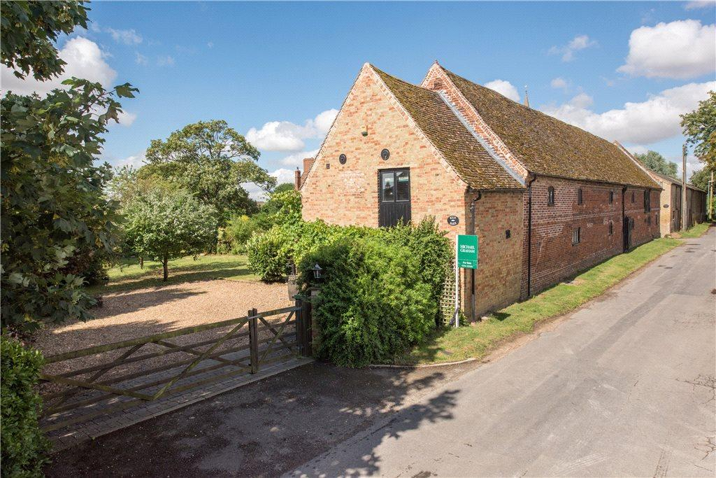 4 Bedrooms Unique Property for sale in The Maltings, Alconbury, Huntingdon, Cambridgeshire
