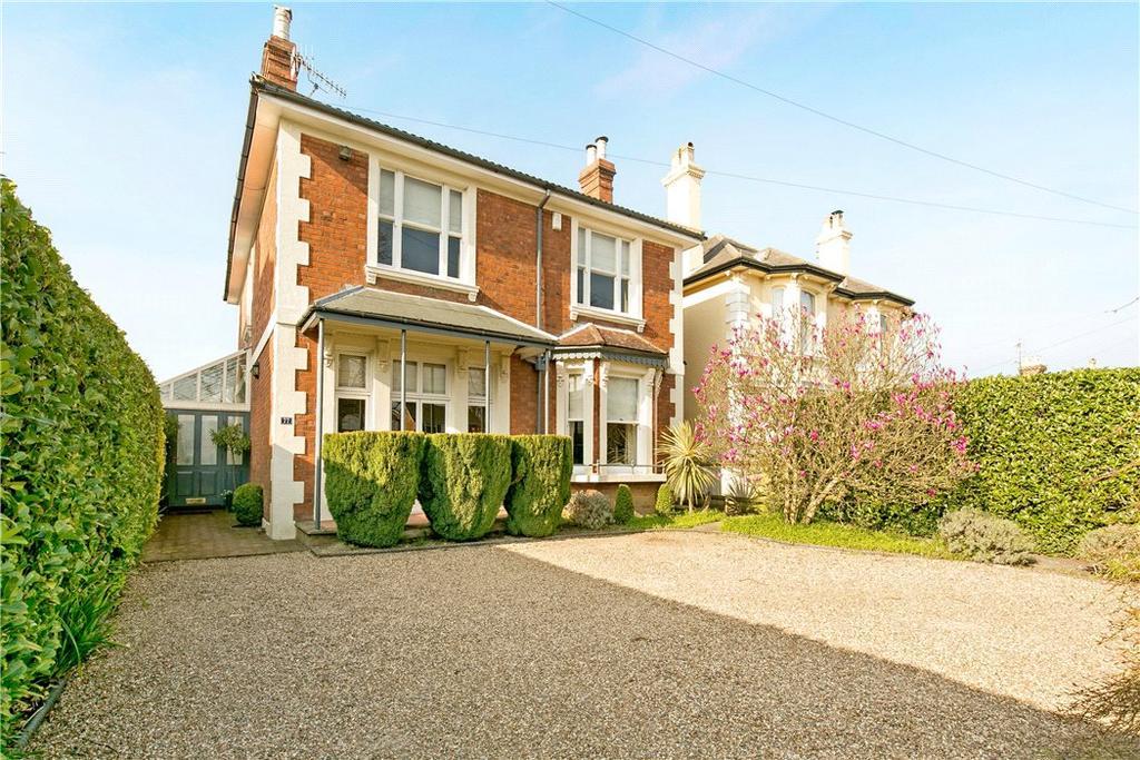 4 Bedrooms Detached House for sale in Queens Road, Tunbridge Wells, Kent, TN4