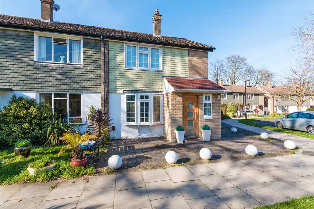 2 Bedrooms End Of Terrace House for sale in The Lindens, Hartington Road, London