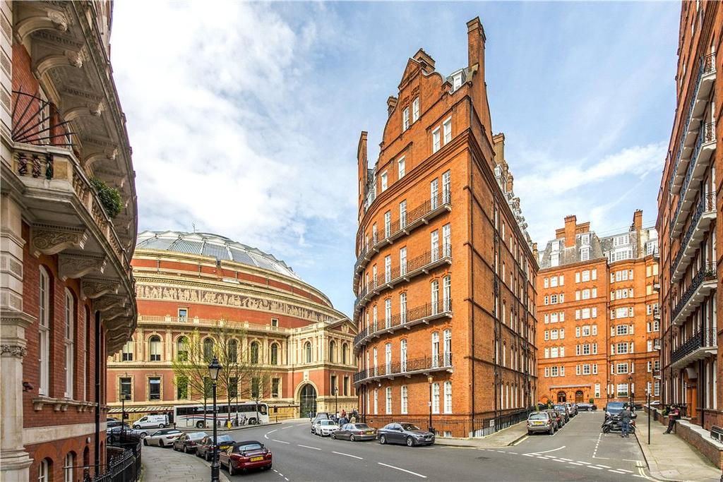 4 Bedrooms Flat for sale in Albert Hall Mansions, Kensington Gore, Knightsbridge, London, SW7