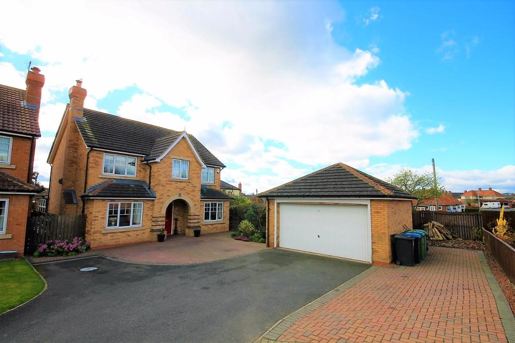 5 Bedrooms House for sale in Minster Court, Willington