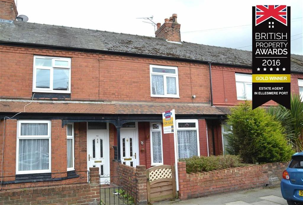 2 Bedrooms Terraced House for sale in Church Street, Ellesmere Port