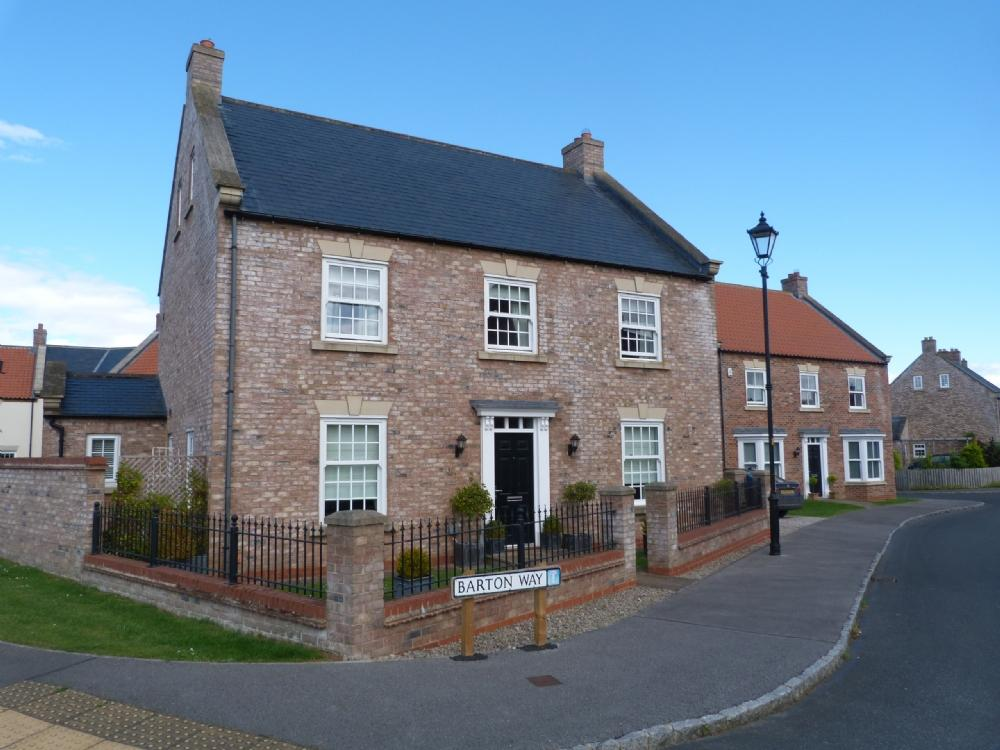 5 Bedrooms Detached House for sale in 1 Barton Way, North Stainley, Ripon HG4 3LE