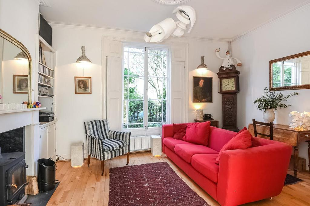 4 Bedrooms Terraced House for sale in Buckingham Road, Islington, N1