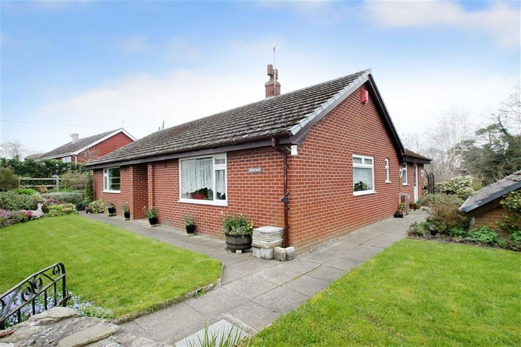 3 Bedrooms Detached Bungalow for sale in Chirbury, Montgomery