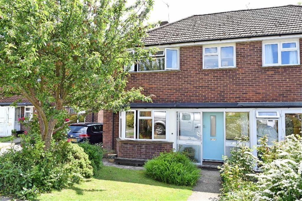 3 Bedrooms Semi Detached House for sale in Montfort Road, Kemsing, TN15