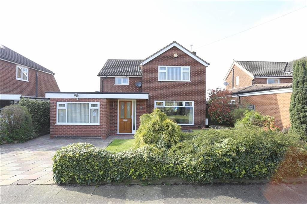 4 Bedrooms Detached House for sale in Cherry Holt Avenue, Heaton Mersey