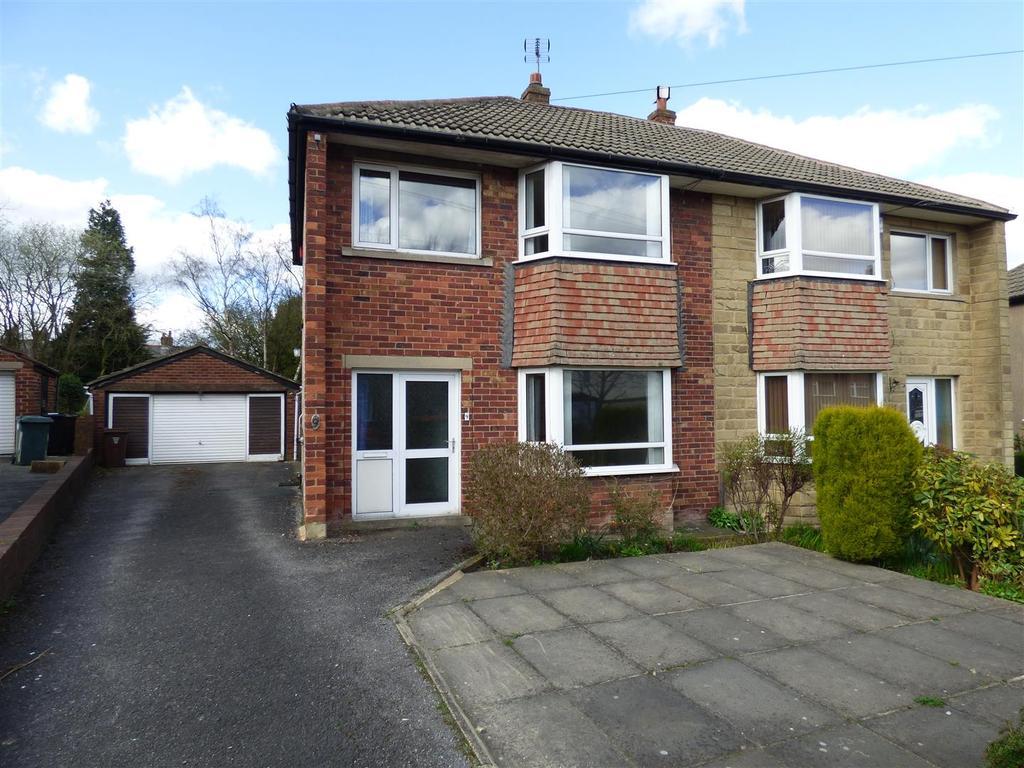 3 Bedrooms Semi Detached House for sale in Birch Grove, Bradford, BD5 8HU