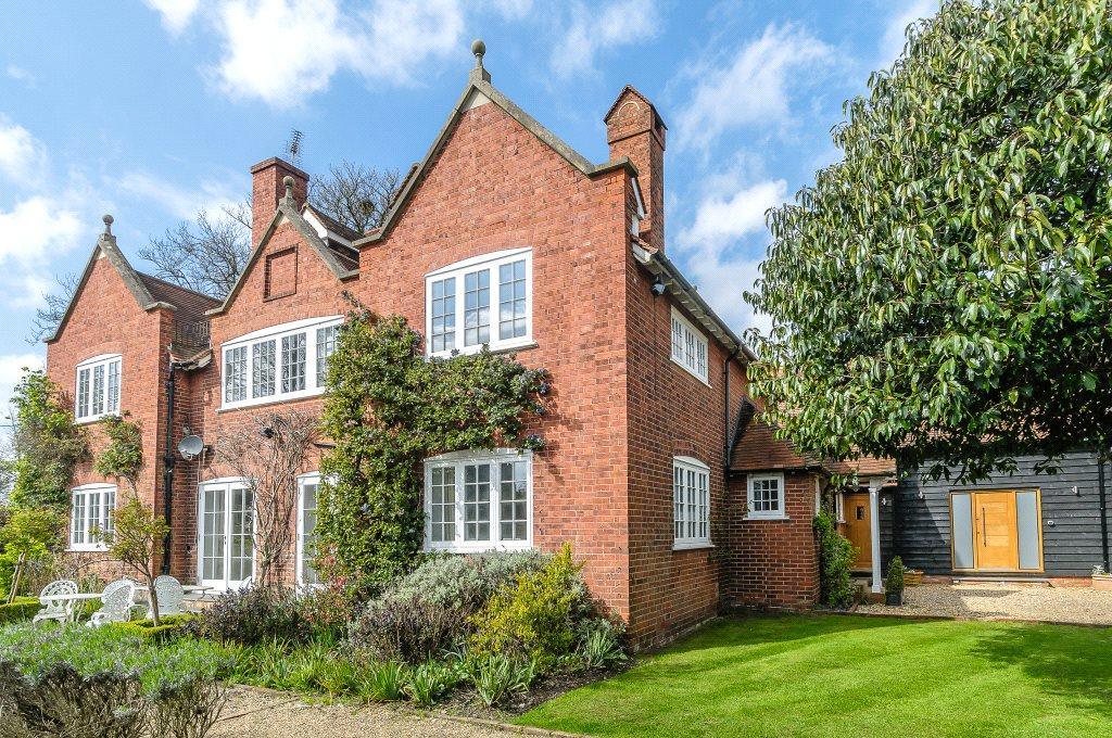 6 Bedrooms Detached House for sale in Church Lane, Ruscombe, Reading, Wokingham, Berkshire, RG10