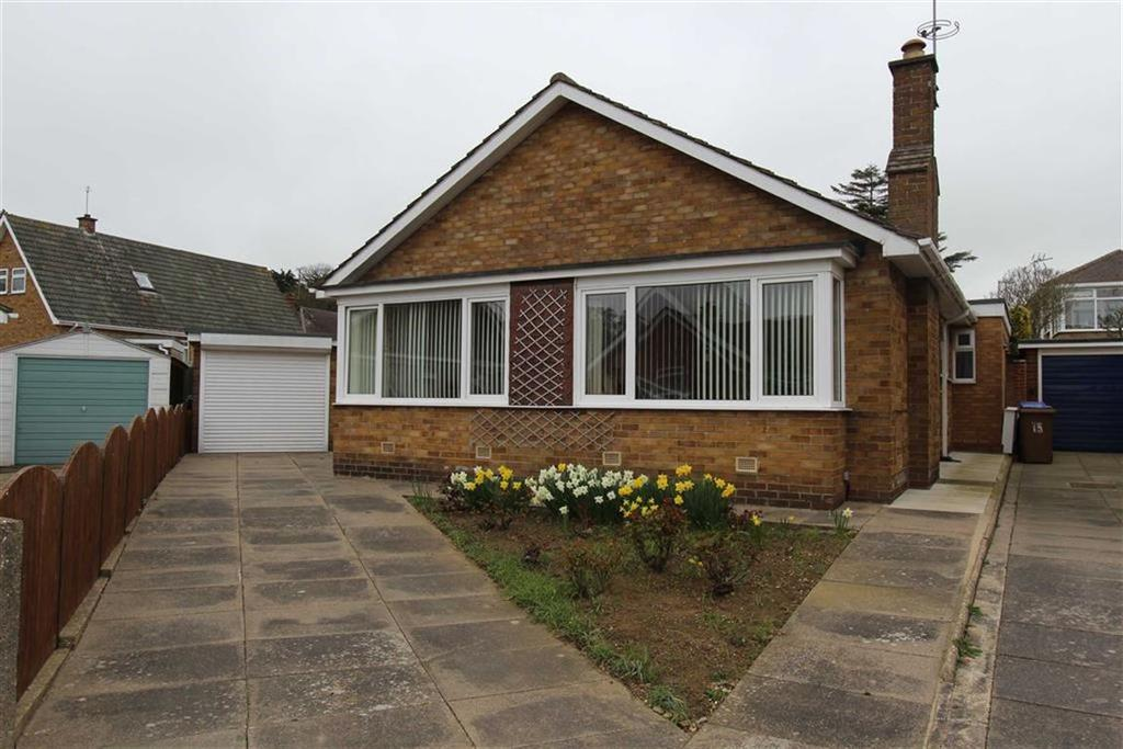 2 Bedrooms Detached Bungalow for sale in Sandsacre Way, Bridlington, East Yorkshire, YO16