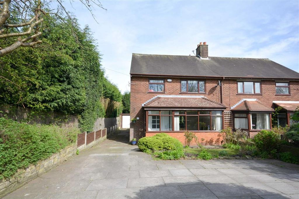 3 Bedrooms Semi Detached House for sale in Orrell Road, Orrell, Wigan, WN5