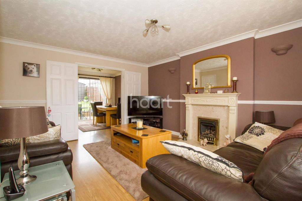 3 Bedrooms Detached House for sale in Family Home In Fernheath