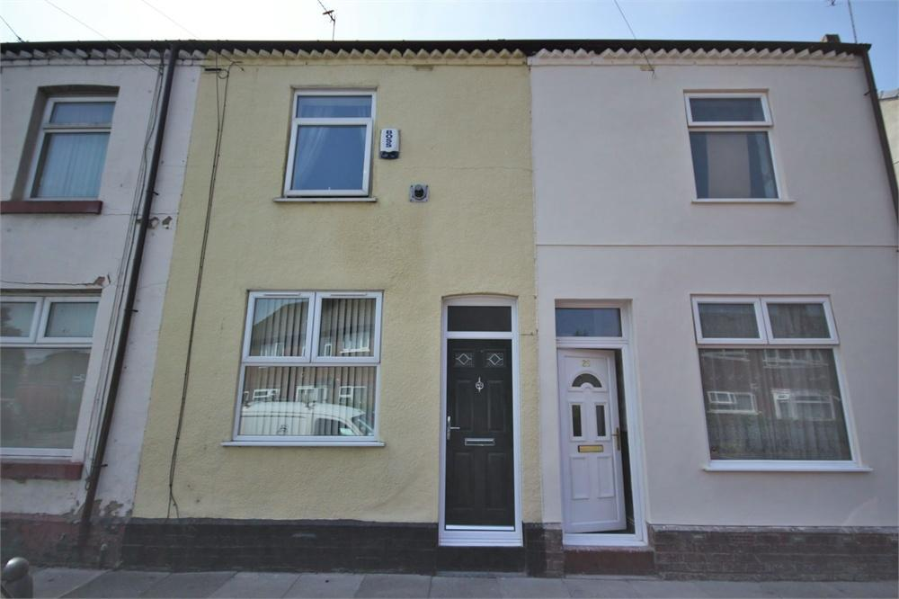 2 Bedrooms Terraced House for sale in Frank Street, WIDNES, Cheshire