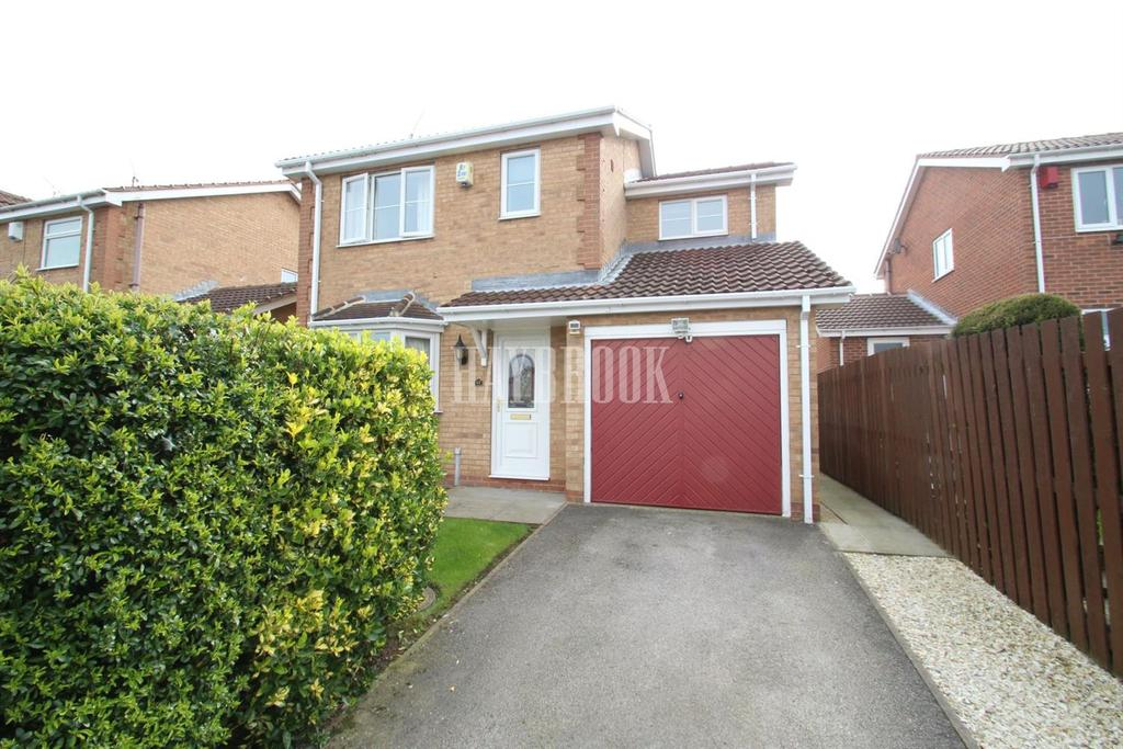 3 Bedrooms Detached House for sale in Halfway Drive, Sheffield