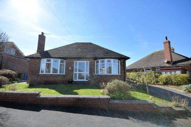2 Bedrooms Detached Bungalow for sale in Burlyn Road, Hunmanby, Filey YO14 0QA