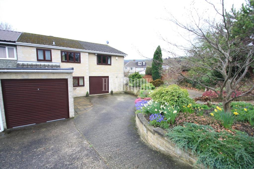 4 Bedrooms End Of Terrace House for sale in Carlton Rise, Wharncliffe Side
