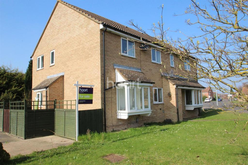 2 Bedrooms Terraced House for sale in The Rowans, Milton